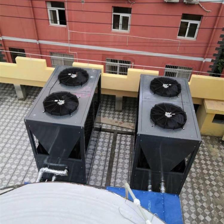 太阳能空气能热泵集中供热系统