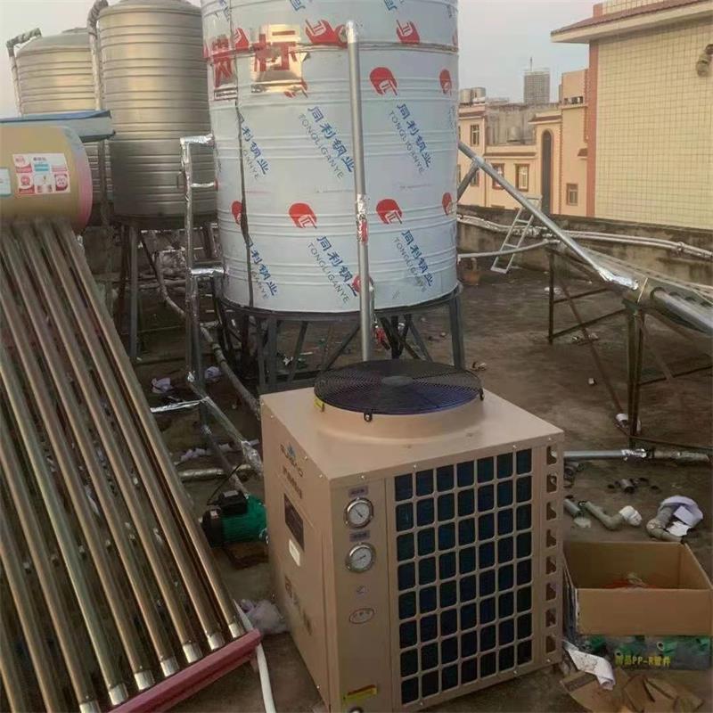 云南商用空气能热泵清洗方法