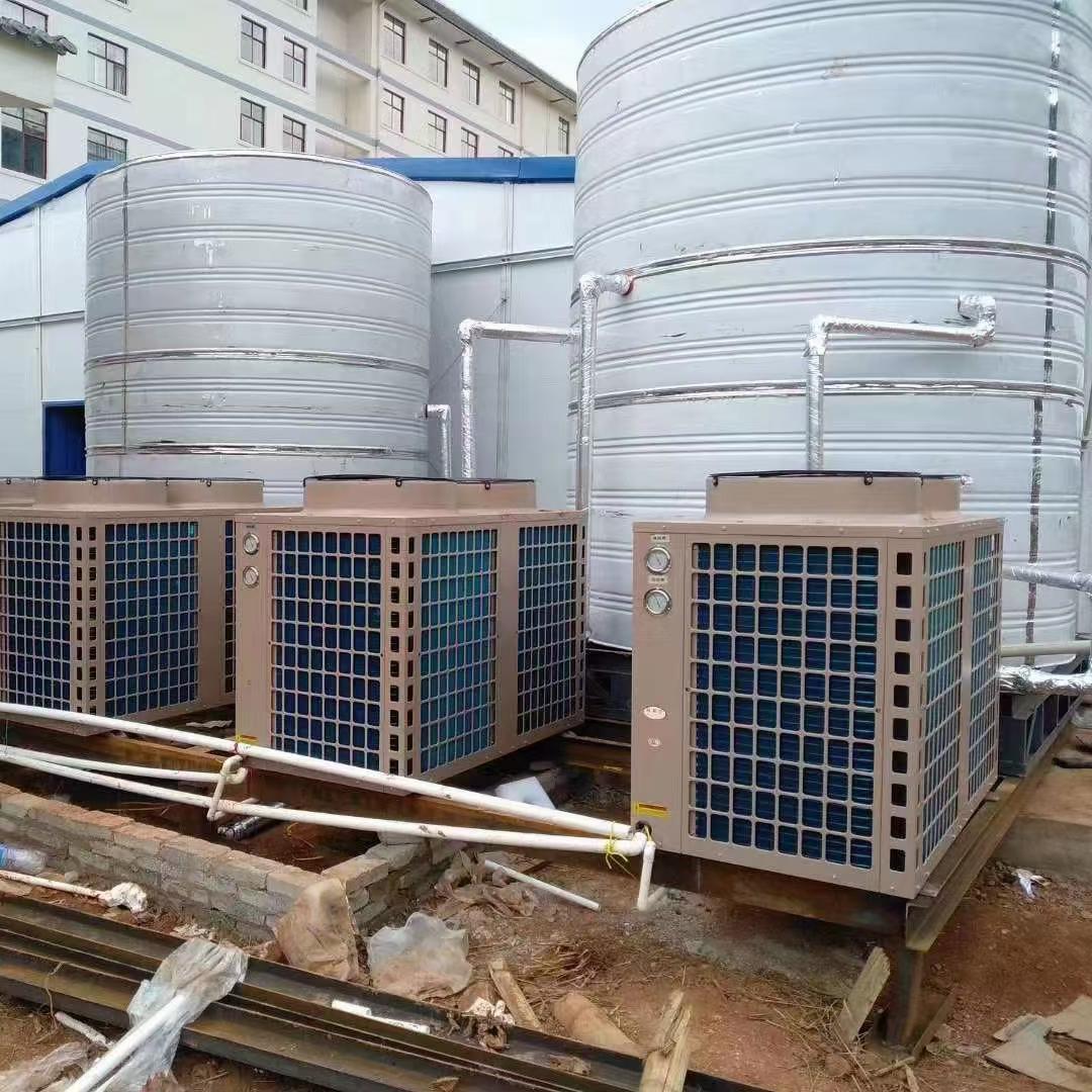 大板桥空气能热泵集中供热项目案例